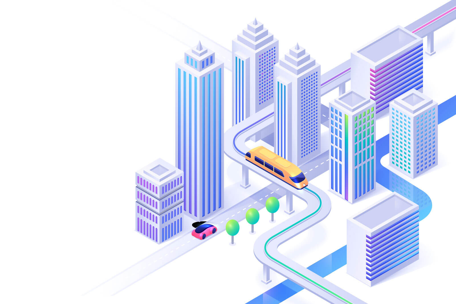 The smart city at the service of the Digital Workspace – Big Data