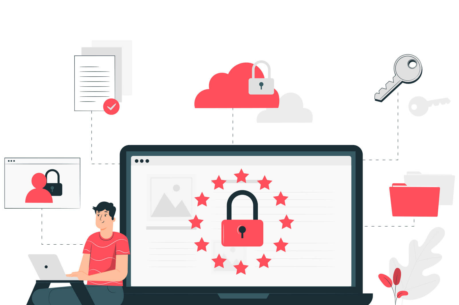 Data Security Tips for a Small Business Owner