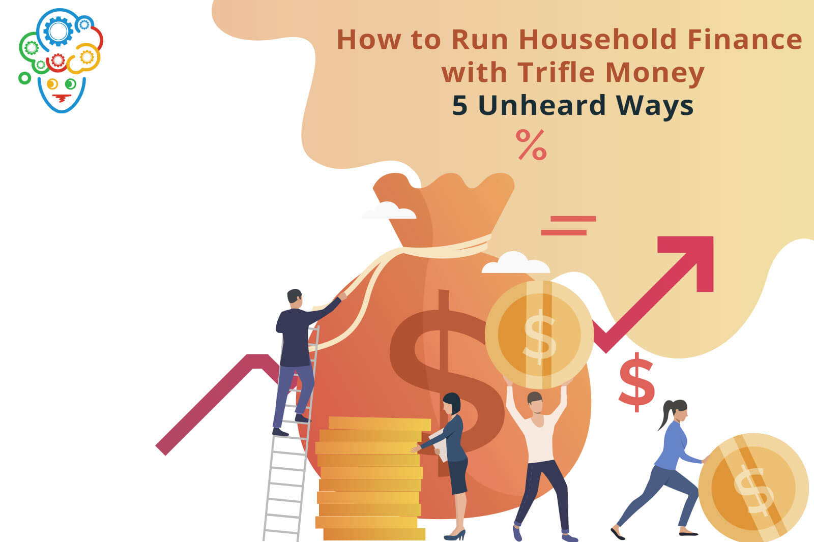 5 Way Household Finance with Trifle Money