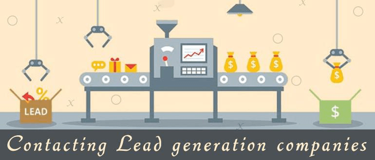 Contact Lead Generation Companies