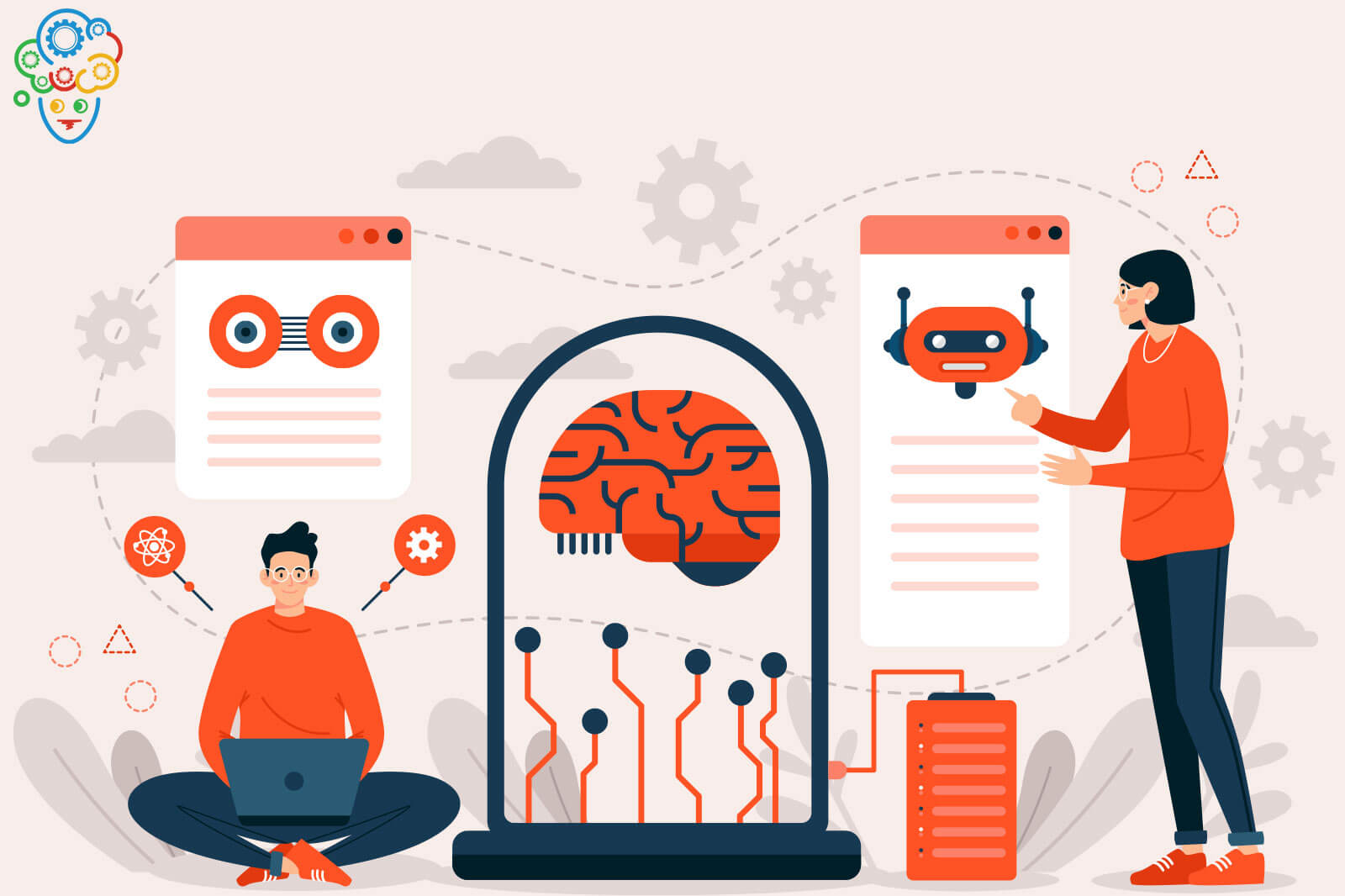 Role Of Artificial Intelligence In Web Development World