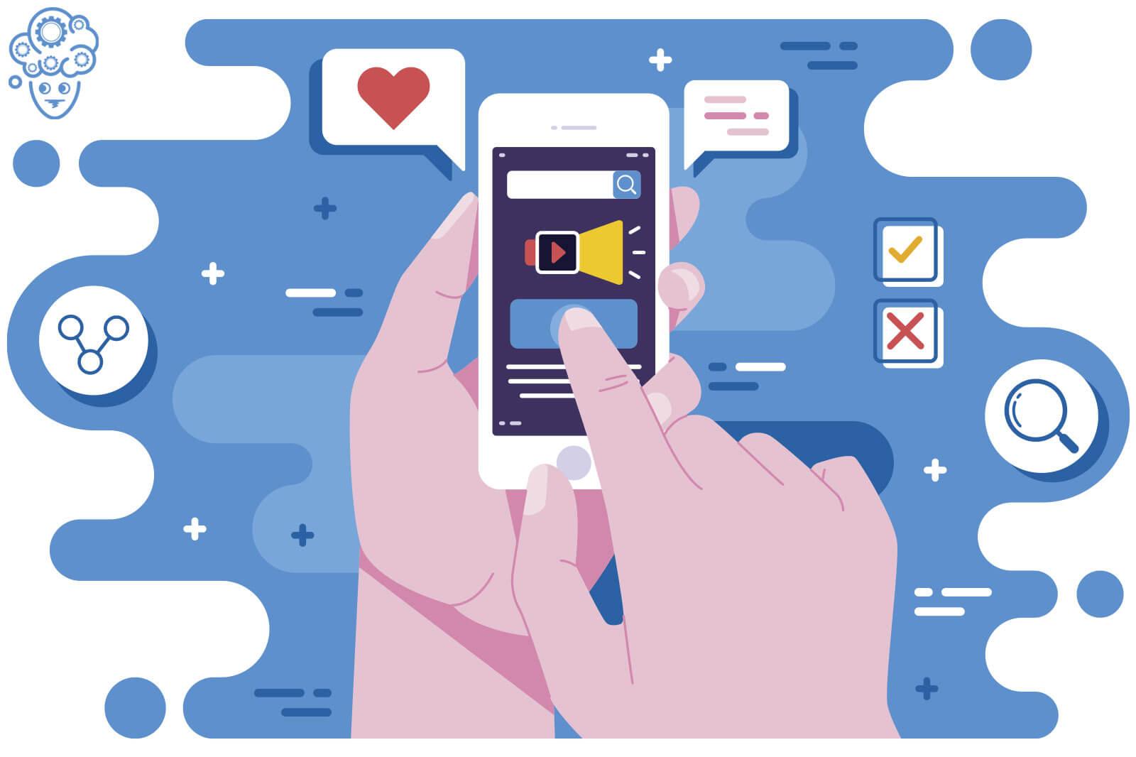 Top digital marketing trends in 2021